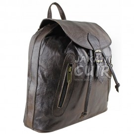 Moroccan Leather Backpack Ref:M59B