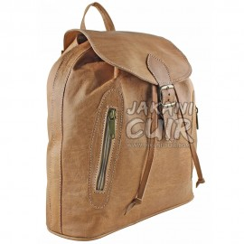 Moroccan Leather Backpack Ref:M59A