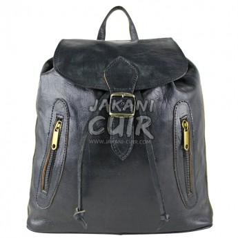 Moroccan Leather Backpack Ref:M59C