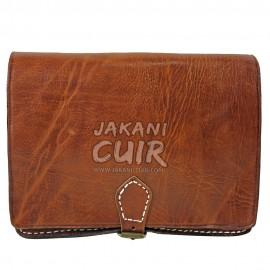 Shoulder Leather Bag Practical