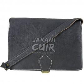 Shoulder Leather Bag Practical Ref:H16C