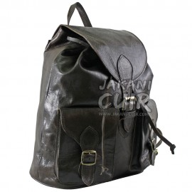 Moroccan Leather Backpack Ref:M16B