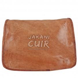 sac femme en cuir marrocain