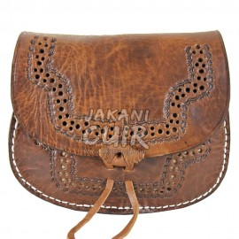 Moroccan Wallet leather bag Ref:H13A