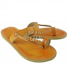 Sandale Marocaine Cousu à la Main  Réf:S1MO
