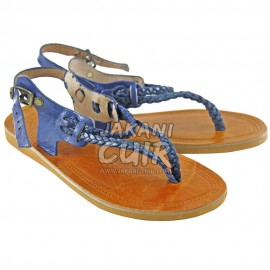 HandMade Moroccan Leather Sandal Ref:S1HD