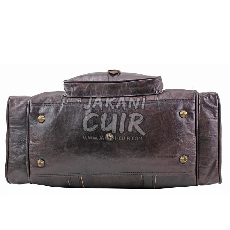 sac de voyage en cuir sac de voyage en cuir original sac. Black Bedroom Furniture Sets. Home Design Ideas