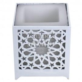 Bougie marocain fabriqué à la main