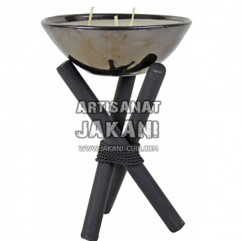 Natural Artisan Candle Ref: BG18 Ref:BG18
