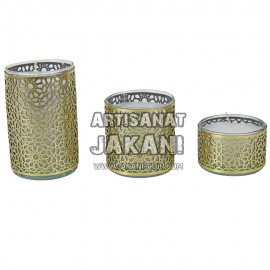 Moroccan Candle Made In Marrakech