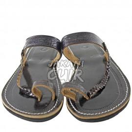 Sandale Marocaine Artisanat Réf:S1B