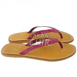 HandMade Moroccan Sandal Ref:S1FU