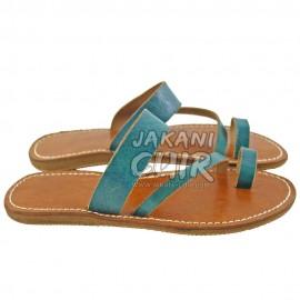 Sandale Marocaine Artisanat Réf:S1RO