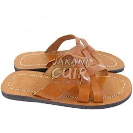 Sandale Marocaine Artisanat Réf:S1J