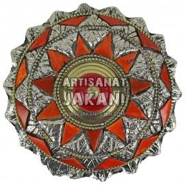 Boîte à bijoux marocaine artisanal Réf:C-02