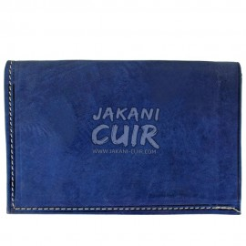 Moroccan wallet in real leather Ref: PFID