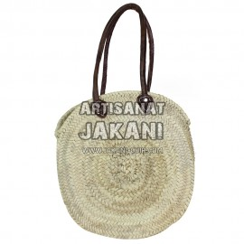 Traditional round handbag Ref:PN59