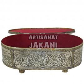 Boîtes à bijoux fabrication artisanale Réf:BM-03