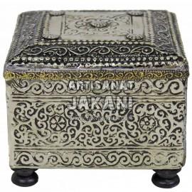 Boîtes à bijoux fabrication artisanale Réf:BM-00