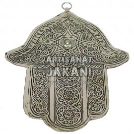Magnifique décoration sous forme de main de fatma Réf:KH-02
