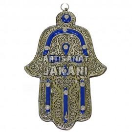 Magnifique décoration sous forme de main de fatma Réf:KH-04