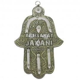Khmissa métallique marocaine Réf:KH-05