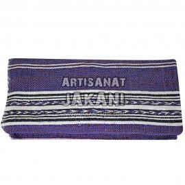 Couverture en laine marocaine Réf:C-16