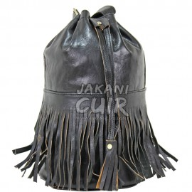 Moroccan Backpack With Fringes Ref:H63CA