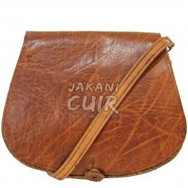 Leather Shoulder Bag Moroccan Ref:D9A