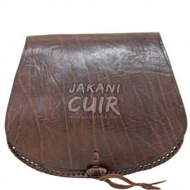 Leather Shoulder Bag Moroccan Ref:D9B