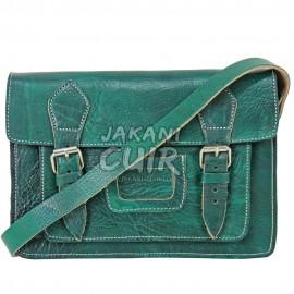 Petit portefeuille en cuir marocain Réf:E24V