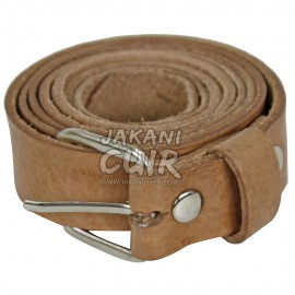 Vintage Moroccan leather belt Ref:CS3A