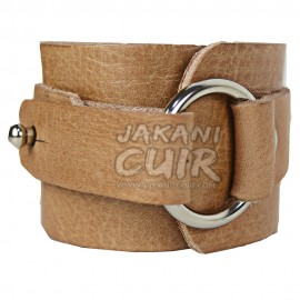 Modedrn Moroccan leather Bracelet Ref:BR2B