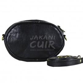 Pochette ceinture /sac à bandoulière En cuir P43C