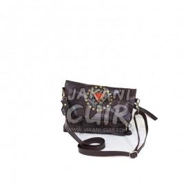 moroccan leather bag and handbag