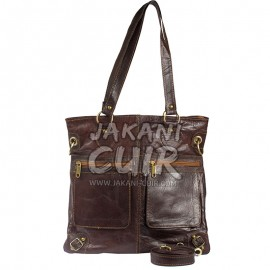 Shoulder Leather Bag For Women