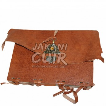 Moroccan leather Bloc-notes