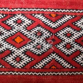Pouf Vintage En Kilim Marocain Réf:PK1-60