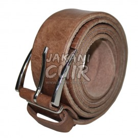Moroccan leather belt Ref:CSA