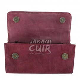 Moroccan Wallet For Women Ref:PF11BD