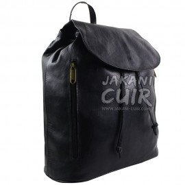 Moroccan Leather Backpack Ref:S47C