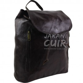 Moroccan Leather Backpack Ref:S47B